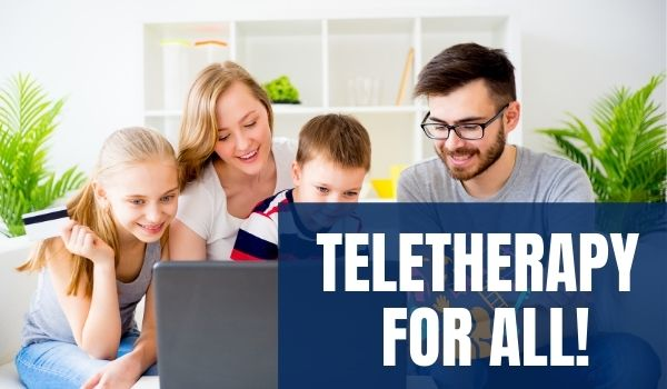 AAC Teletherapy blog